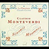 Monteverdi: Scherzi Musicali
