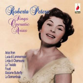 Roberta Peters Sings Operatic Arias