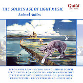 Various Artists: The Golden Age of Light Music: Animal Antics
