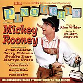 Mickey Rooney: Pinocchio [NBC Television Music Spectacular]