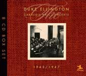Duke Ellington: Carnegie Hall Concerts: 1943-1947