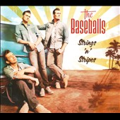 The Baseballs: Strings 'n' Stripes (deluxe edition) [Digipak]