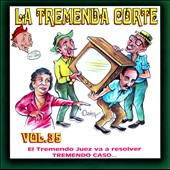 Various Artists: La  Tremenda Corte, Vol. 35