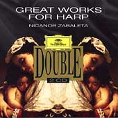 Great Works for Harp / Nicanor Zabaleta