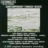 Contemporary Finnish Music - Nordgren, et al / Savijoki, etc