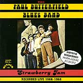 The Paul Butterfield Blues Band: Strawberry Jam