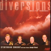 Diversions: Music for Trombones / Joseph Alessi