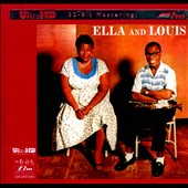 Ella Fitzgerald/Louis Armstrong: Ella and Louis [Digipak]