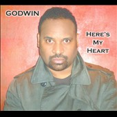 Godwin: Here's My Heart [Digipak]