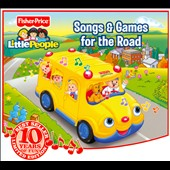 Little People (Children's): Songs & Games For The Road [Digipak]