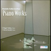 Daniela Cohn-Levitas: Piano Works