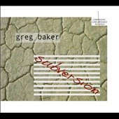 Greg Baker (Classical Guitar): Subversion [Digipak]