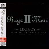 Boyz II Men: Legacy: The Greatest Hits Collection