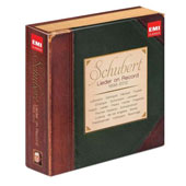 Schubert: Lieder on Record (1898-2012) - Great Schubert Singers, recorded 1898 - 2012  [17 CDs]