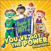 Super Why!: Super Why!: You've Got the Power