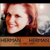 Peggy Herman: Peggy Sings Jerry [Digipak]