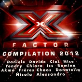 Various Artists: X Factor 2012 Compilation