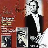 The Complete Aksel Schiotz Recordings Vol 4