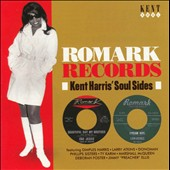 Various Artists: Romark Records: Kent Harrris' Soul Sides