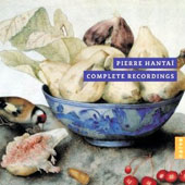 Harpsichordist Pierre Hantai: Complete Recordings on Naïve [8 CDs]