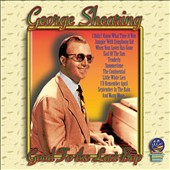 George Shearing Quintet: Good to the Last Bop