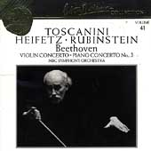 Toscanini Collection Vol 41 - Beethoven: Violin Concerto