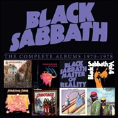 Black Sabbath: The Complete Albums 1970-1978 [Box] *