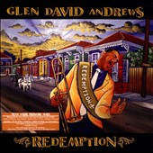 Glen David Andrews: Redemption [Digipak] *