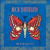 Iron Butterfly: Live at the Galaxy, LA, July 1967 [Digipak]