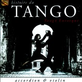 Tango Enrosque: Histoire du Tango: Accordion and Violin *