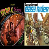 The Nirvana Sitar & String Group: Sitar & Strings/Born On the Road: Easy Rider [Slipcase]