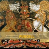 Purcell: Hail Bright Cecilia; Music for Queen Mary / Felicity Lott, Paul Elliot et al.; Monteverdi Choir & Orchestra; English Baroque Soloists; Equale Brass Ensemble; Gardiner
