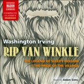 Various Artists: Rip Vank Winkle/The Legend of Sleepy Hollow/The Pride of the Village
