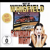 Whigfield: Best of Whigfield, Saturday Night [CD/DVD]