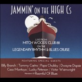 Mitch Woods: Jammin' on the High Cs [Digipak]