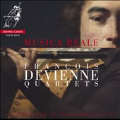François Devienne (1759-1803): Quartets for flute & strings and for bassoon & strings / Musica Reale