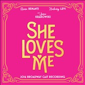Jane Krakowski/Zachary Levi/Laura Benanti: She Loves Me [2016 Broadway Cast Recording] [Slipcase]