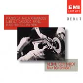 Debut - Piazzolla, Falla, etc / Gerhardt, Dokshinsky