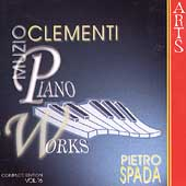 Clementi: Piano Works Vol 16 / Pietro Spada