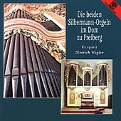 Two Silbermann Organs at Freiberg Cathedral / Wagler