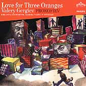Prokofiev: Love for Three Oranges / Gergiev, et al