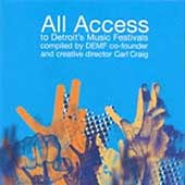 Various Artists: All Access to Detroit's Music Festivals