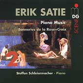 SCENE  Satie: Piano Music Vol 2 / Steffen Schleiermacher