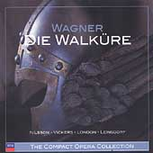 The Compact Opera Collection - Wagner: Die Walk&uuml;re/Leinsdorf