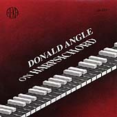 Donald Angle on Harpsichord