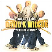 David Wilcox: Rockin' the Boogie: The Best of Blues and Boogie