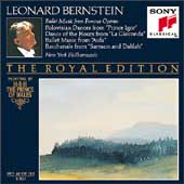 The Royal Edition - Ballet Music / Bernstein