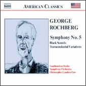 American Classics - Rochberg: Symphony no 5, etc /Lyndon-Gee