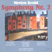 Gould: Symphony no 2;  Harbison, Stucky, etc / Miller, et al