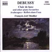 Debussy: Clair de Lune and Other Piano Favorites / Thiollier